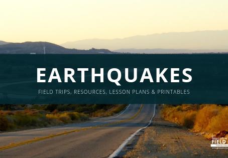 Homeschool Inspiration: Earthquakes