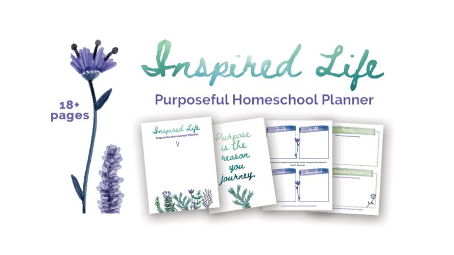 Inspired Life Planner