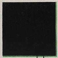 겨울밤, 2018, watercolor on canvas, 30x30cm