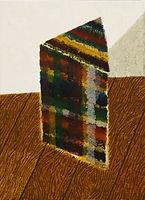 얇은 역사-부분10, watercolor on canvas,가변크기(각 45.5 x 38 또는 45.5 x 33.5 cm), 2015