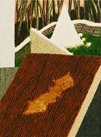 얇은 역사-부분5, watercolor on canvas,가변크기(각 45.5 x 38 또는 45.5 x 33.5 cm), 2015