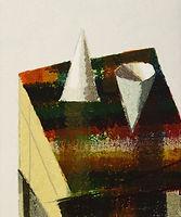 얇은 역사-부분3, watercolor on canvas, 가변크기(각 45.5 x 38 또는 45.5 x 33.5 cm), 2015