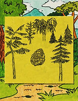노란색 시작점, watercolor on canvas, 35 x 27.3 cm, 2017