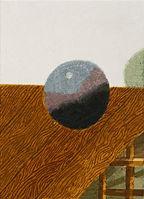 얇은 역사-부분12, watercolor on canvas, 가변크기(각 45.5 x 38 또는 45.5 x 33.5 cm), 2015