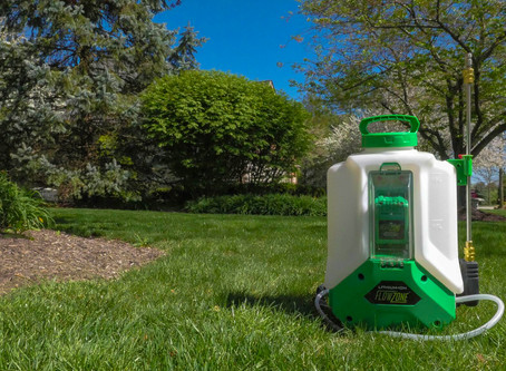 Battery-Powered Sprayers: The Perks