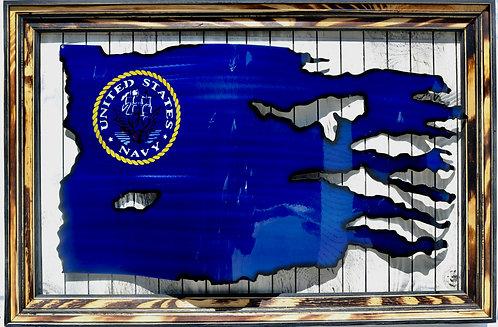 US NAVY / BLUE