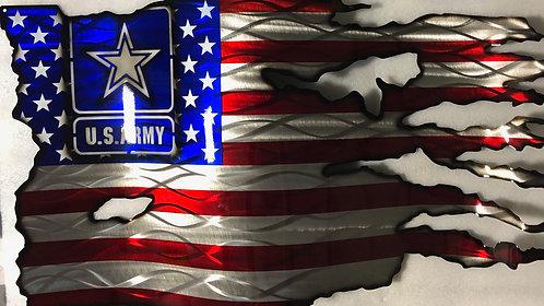 US ARMY / R-W-B