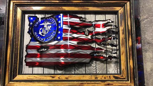 USMC / Red White Blue