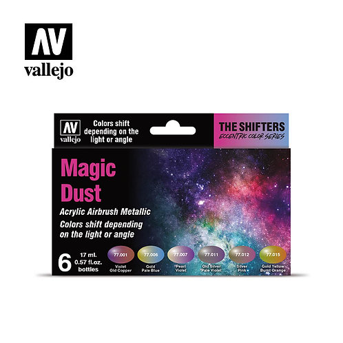 Vallejo - The Shifters - Magic Dust - 77.090