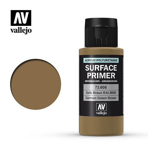 Vallejo Surface Primer - German Green Brown 73.606