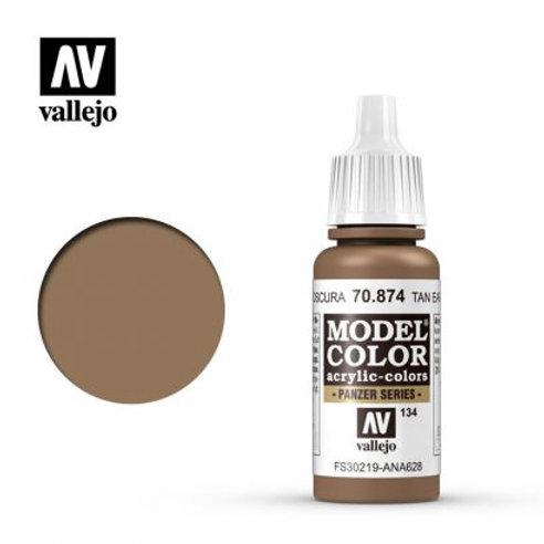 Vallejo Model - Tan Earth 70.874