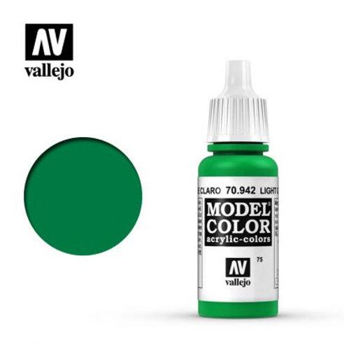 Vallejo Model - Light Green 70.942