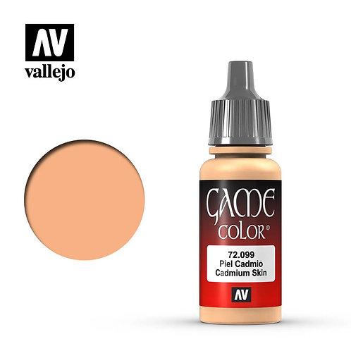 Vallejo Game - Cadmium Skin 72.099