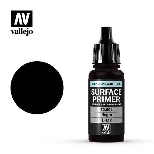 Vallejo Surface Primer - Black 70.602
