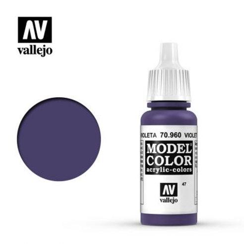 Vallejo Model - Violet 70.960
