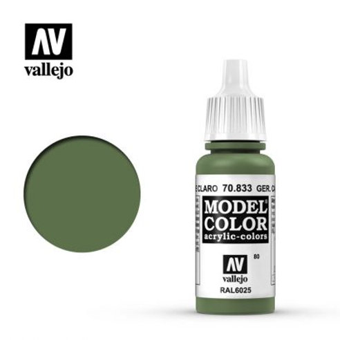 Vallejo Model - German Camouflage Bright Green 70.833