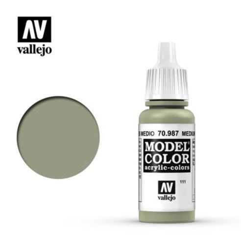 Vallejo Model - Medium Grey 70.987