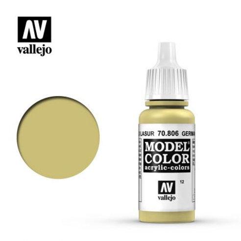 Vallejo Model - German Yellow 70.806