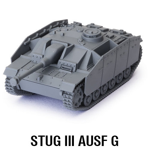 World of Tanks Expansion: German StuG III G
