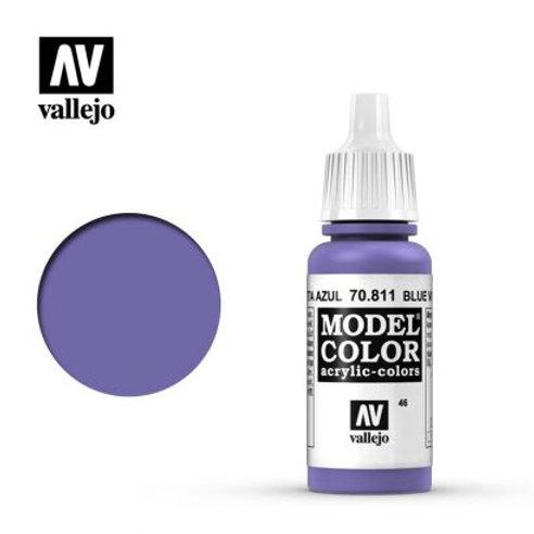 Vallejo Model - Blue Violet 70.811