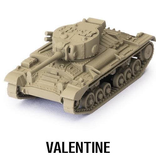 World of Tanks Expansion: British Valentine