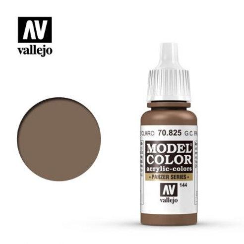 Vallejo Model - German Camouflage Pale Brown 70.825