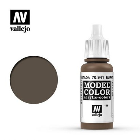 Vallejo Model - Burnt Umber 70.941