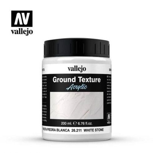 Vallejo Effects - White Stone 26.211