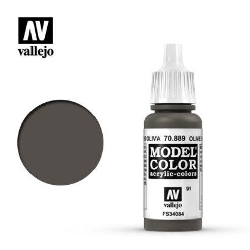 Vallejo Model - Olive Brown 70.889