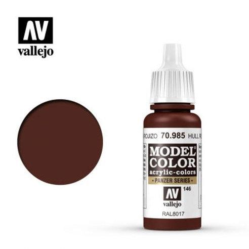Vallejo Model - Hull Red 70.985