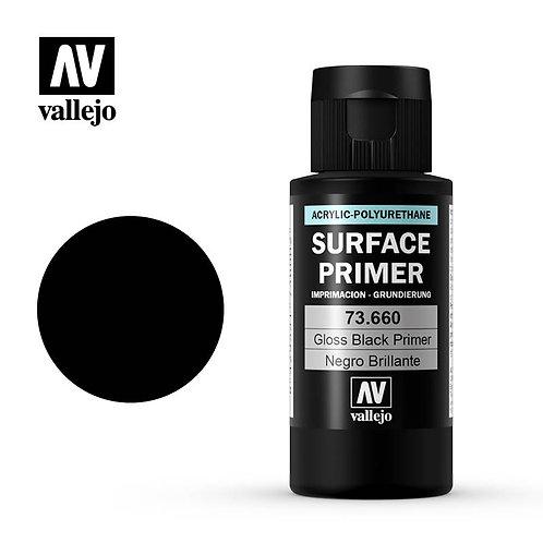 Vallejo Surface Primer - Gloss Black 73.660