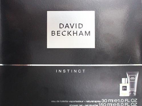 David Beckham Instinct Gift Set
