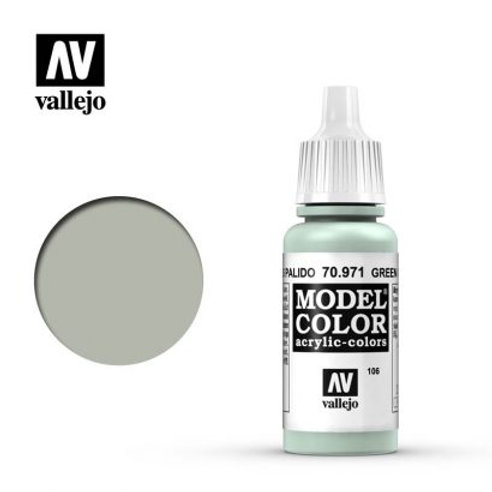 Vallejo Model - Green Grey 70.971