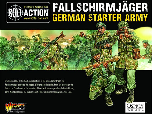 Warlord Games - Bolt Action - Fallschirmjager Starter Army