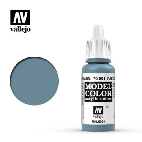 Vallejo Model - Pastel Blue 70.901