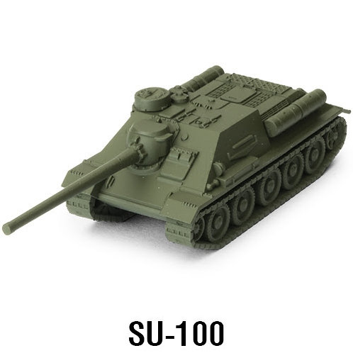 World of Tanks Expansion: Soviet SU-100