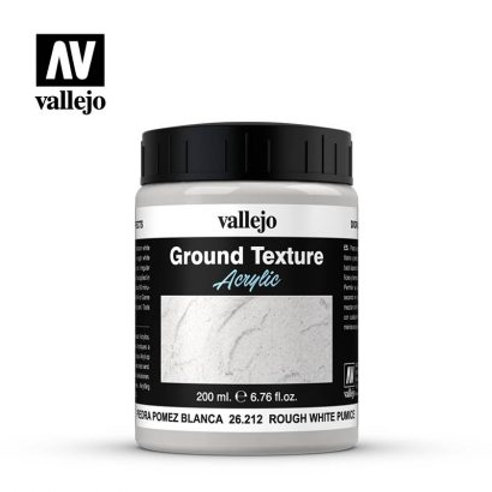Vallejo Effects - Rough White Pumice  26.212