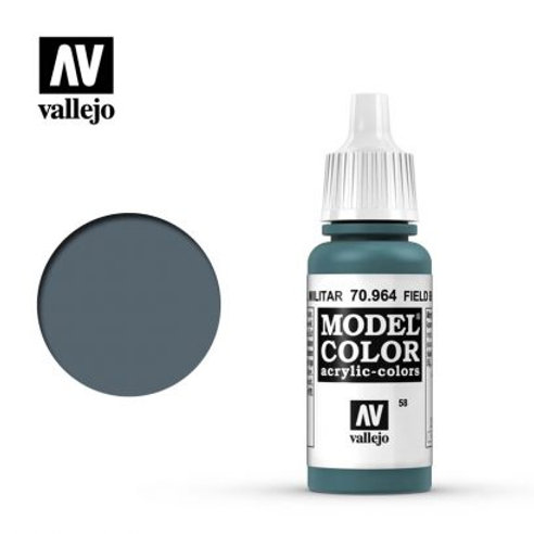 Vallejo Model - Field Blue 70.964