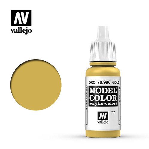 Vallejo Model - Gold 70.996
