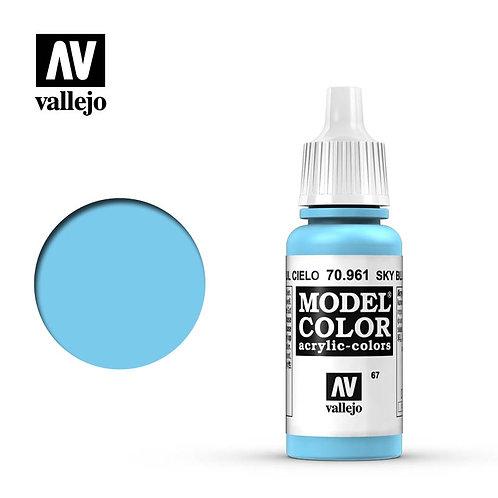 Vallejo Model - Sky Blue 70.961