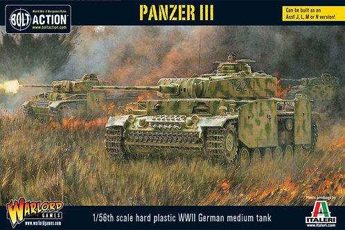 Bolt Action - German Panzer III