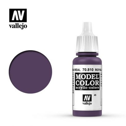Vallejo Model - Royal Purple 70.810