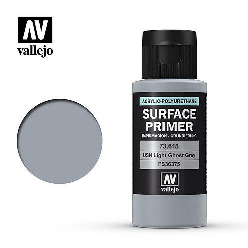 Vallejo Surface Primer - USN Light Ghost Grey 73.615