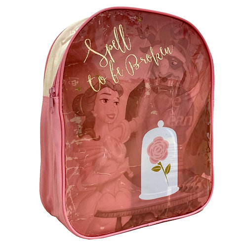 Official Beauty And The Beast Junior Backpack