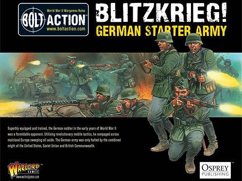 Bolt Action - Blitzkrieg German Army