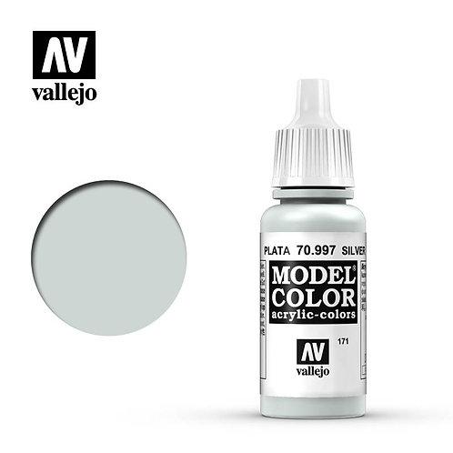 Vallejo Model - Silver 70.997