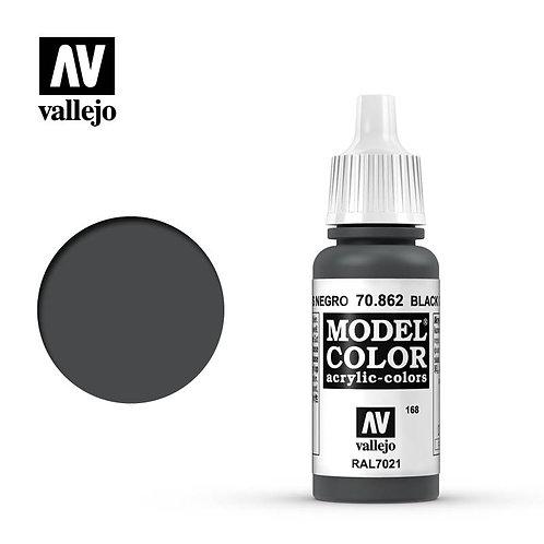 Vallejo Model - Black Grey 70.862