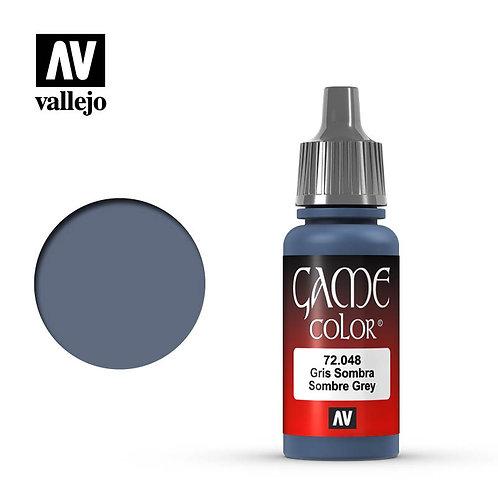 Vallejo Game - Sombre Grey 72.048