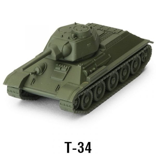 World of Tanks Expansion: Soviet T-34