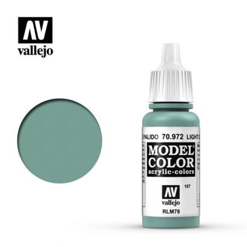 Vallejo Model - Light Green Blue 70.972